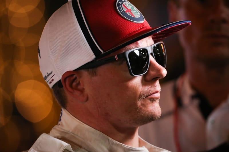Kimi Räikkönen - Formula 1 - 2019 Bahrain GP