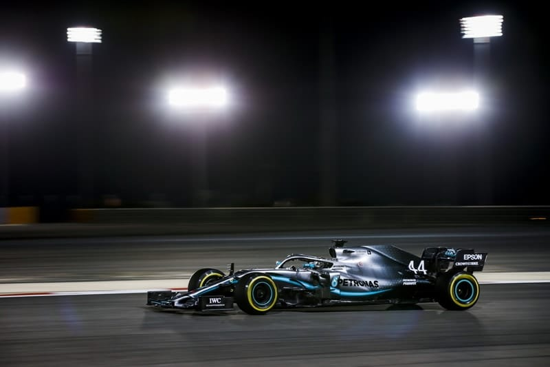 Lewis Hamilton - Formula 1 - 2019 Bahrain GP