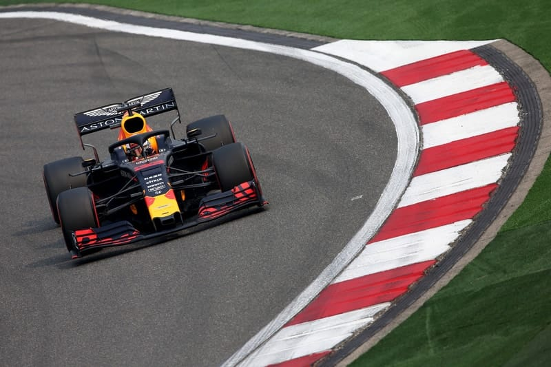 Max Verstappen - Formula 1 - 2019 Chinese GP