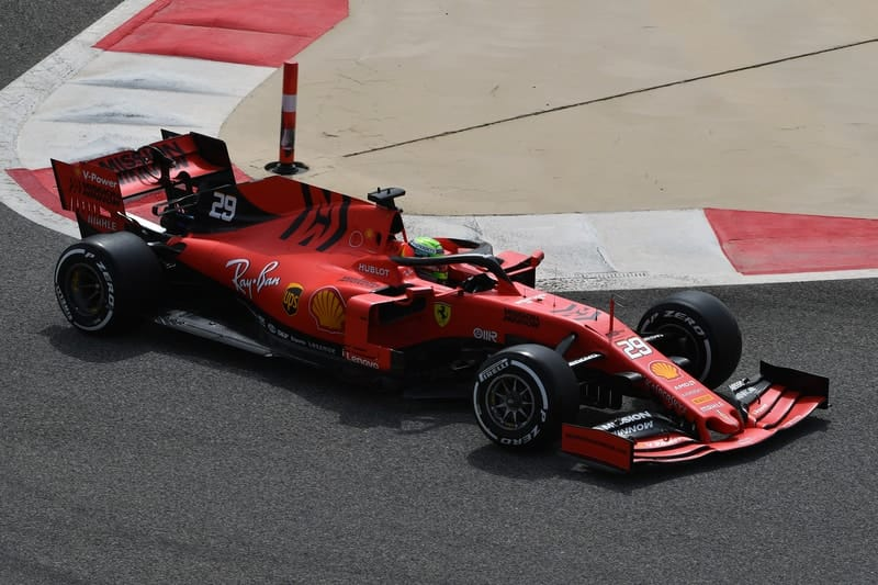 Mick Schumacher - Formula 1 - 2019 Bahrain Test