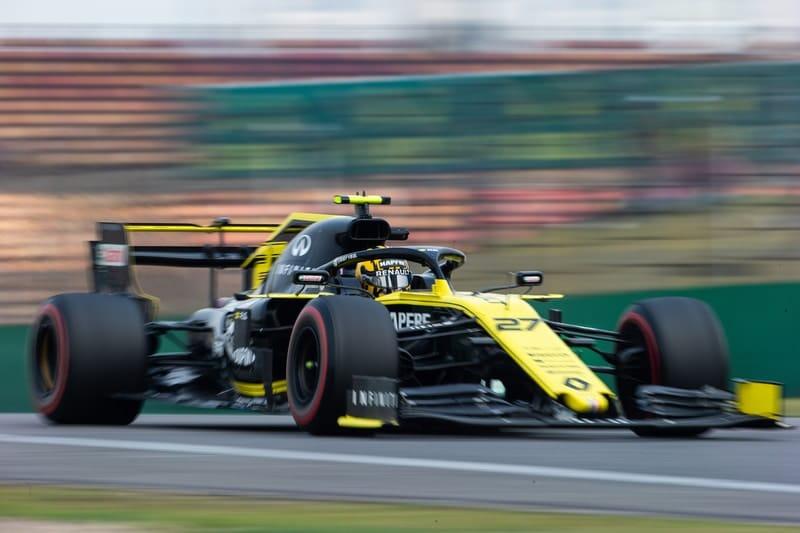 Nico Hülkenberg - Formula 1 - 2019 Chinese GP