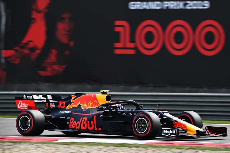 Pierre Gasly - Formula 1 - 2019 Chinese GP