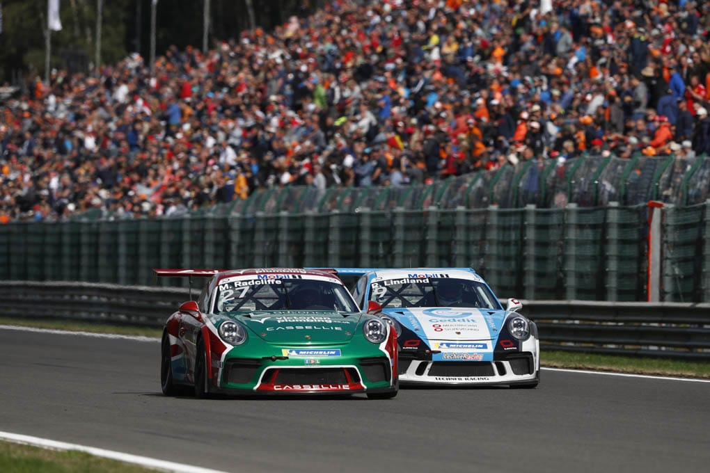 Checkered Flag VW >> GALLERY: Flashback - 2018 Porsche Mobil 1 Supercup - Round 7 - Spa Francorchamps - The Checkered ...