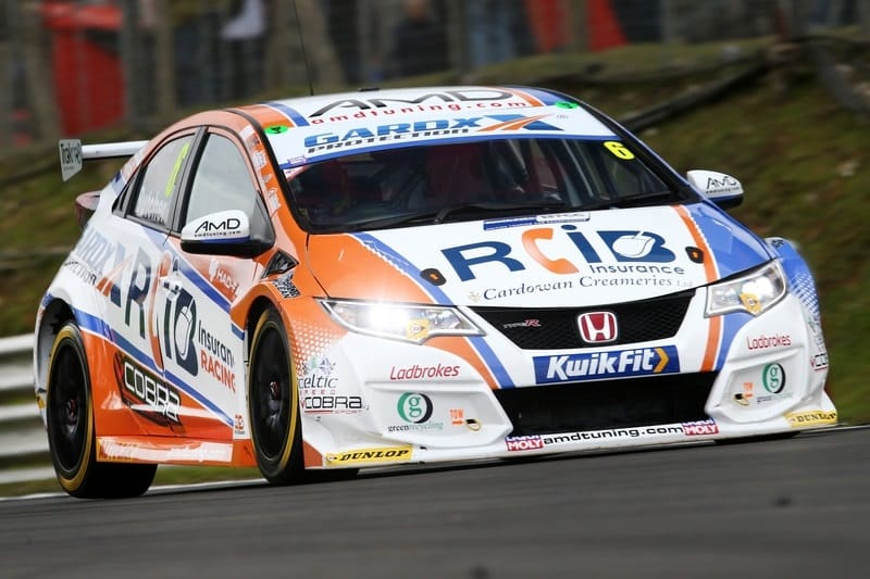 Rory Butcher BTCC 2019