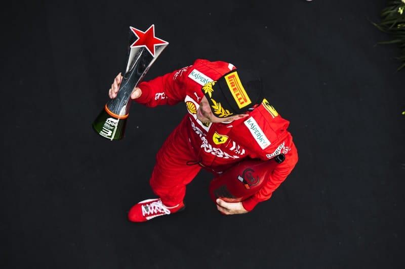 Sebastian Vettel - Formula 1 - 2019 Chinese GP
