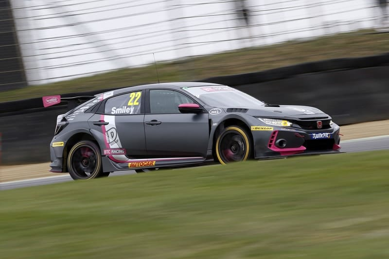 Chris Smiley BTCC 2019