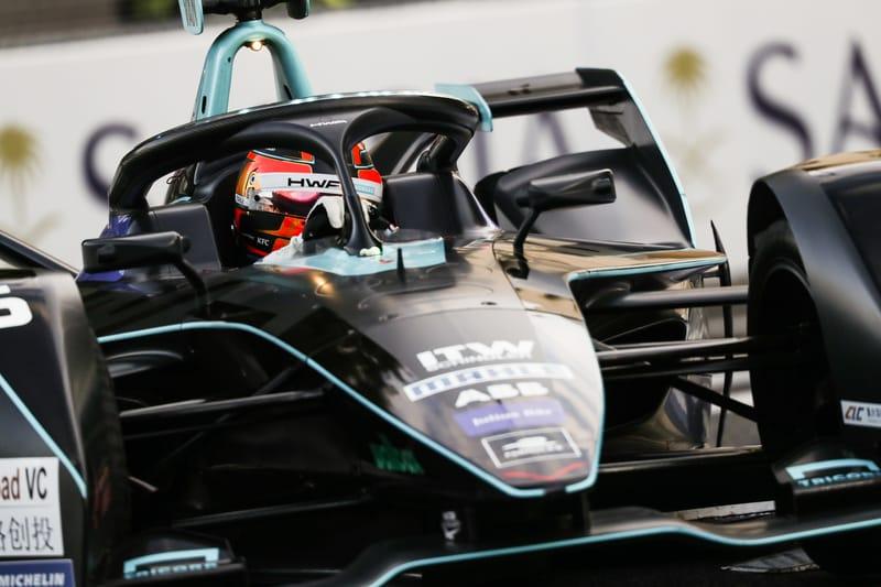 Stoffel Vandoorne - HWA Racelab at the 2019 Rome ePrix - Race