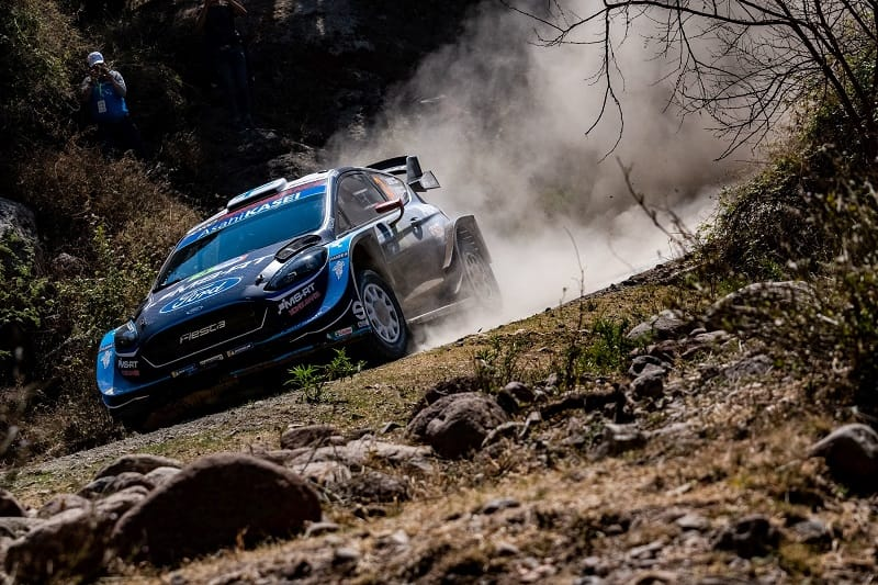 """Teemu Suninen on Rally Argentina: """"It's Fast and Requires a Lot of Strength"""""""