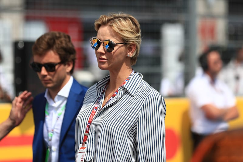 H.S.H Princess Charlene of Monaco will start the 2019 24 Hours of Le Mans.