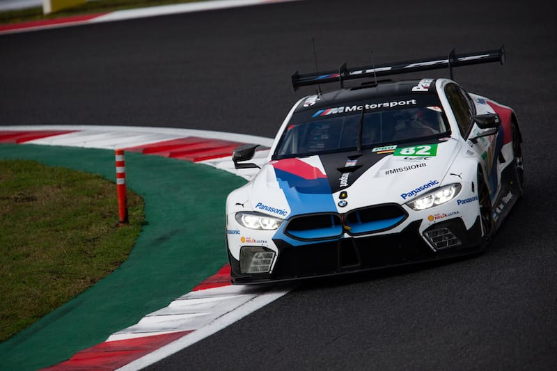 BMW have announced their additional two drivers for the 2019 24 Hours of Le Mans.