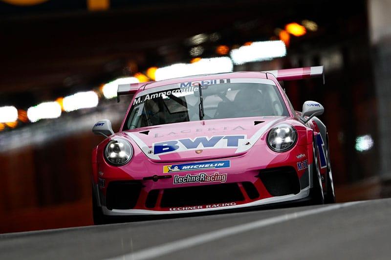 Michael Ammermuller - 2019 Porsche Mobil 1 Supercup