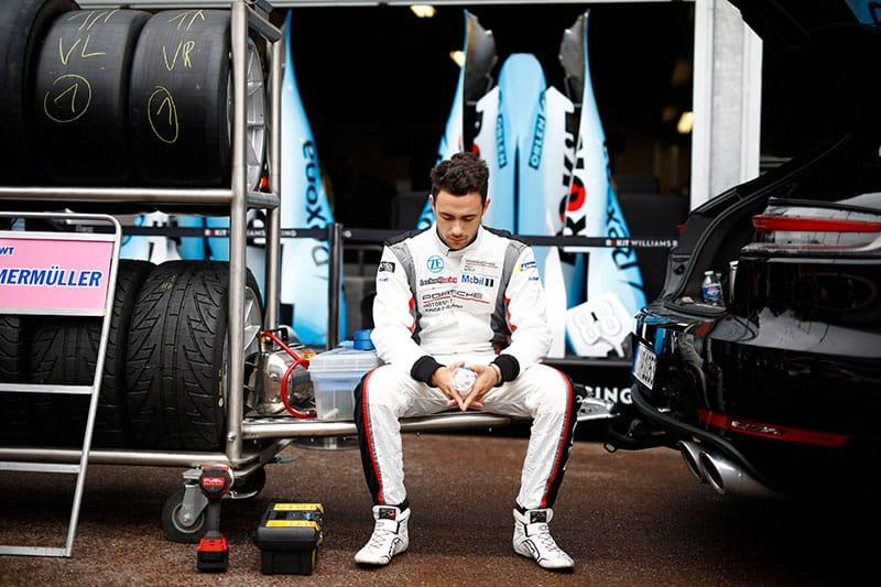 Julien Andlauer - 2019 Porsche Mobil 1 Supercup