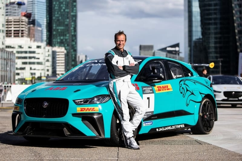 Anthony Beltoise - Jaguar I-Pace eTrophy VIP Car - Monaco