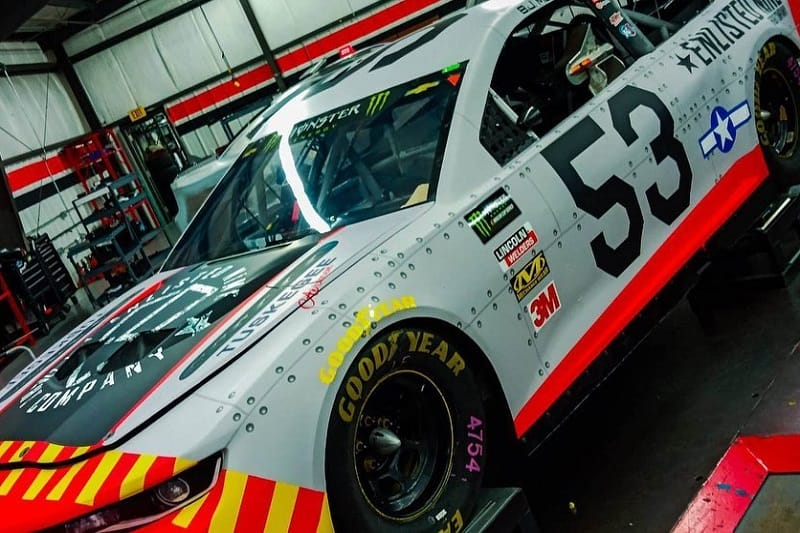 Rick Ware Racing To Field Third Car For Monster Energy