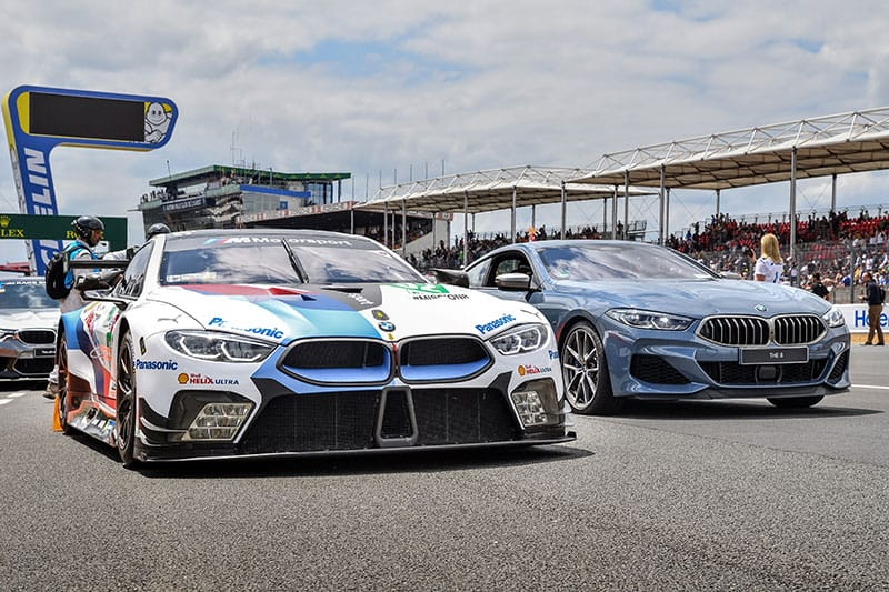 BMW announces WEC exit as it focuses on Formula E, DTM, IMSA, customer racing and sim racing - The Checkered Flag