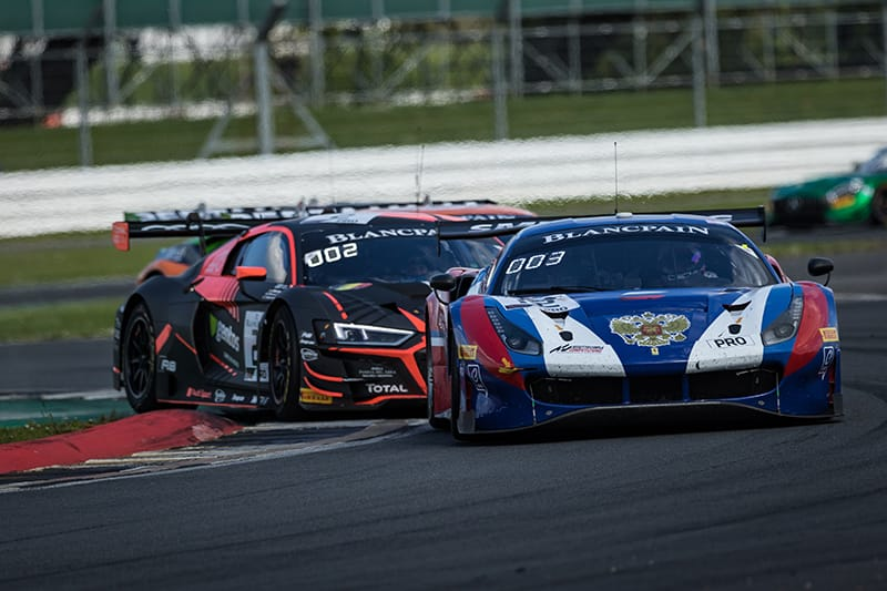 SMP Racing Steals Silverstone Win