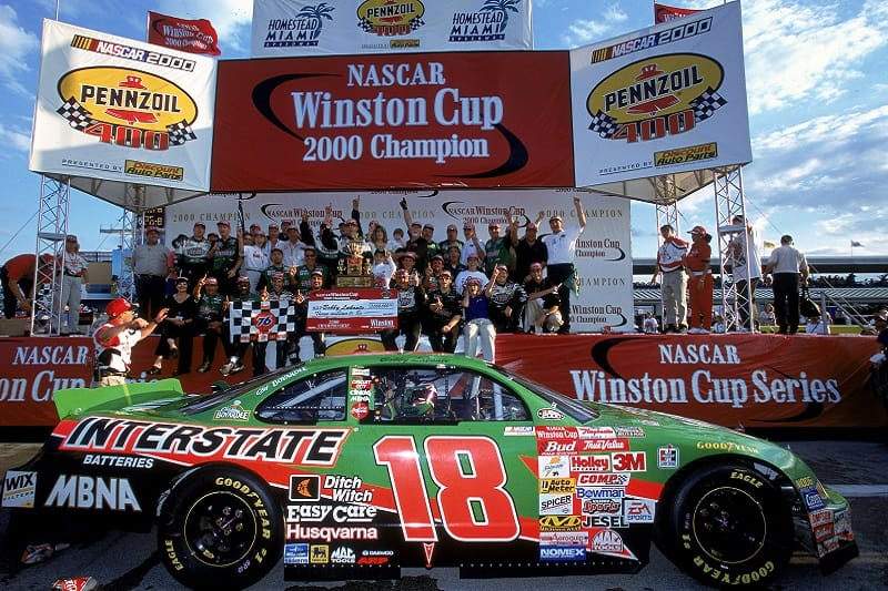 Stewart, Gibbs, Labonte elected to NASCAR Hall of Fame