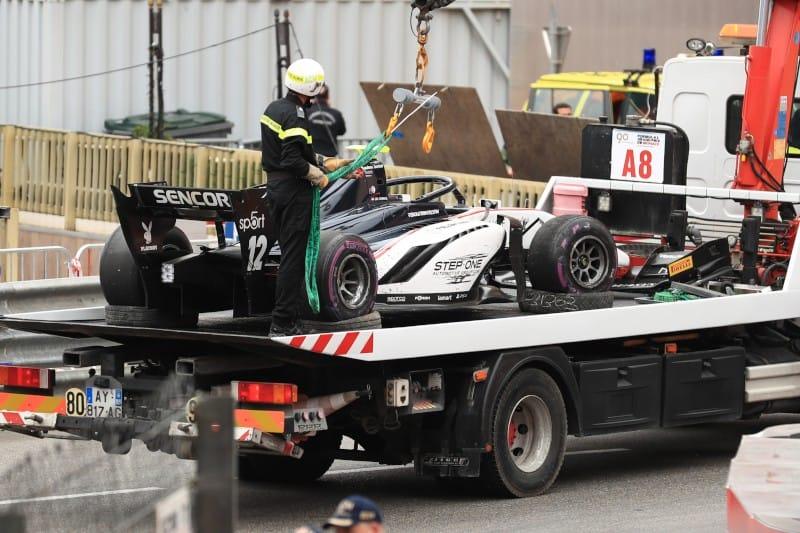 Correa - Monaco - F2