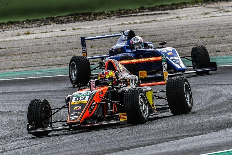 Dennis Hauger - Van Amersfoort Racing - Vallelunga