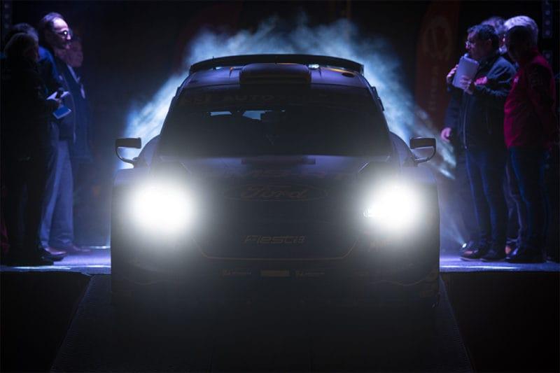 Elfyn Evans - M-Sport - FIA World Rally Championship