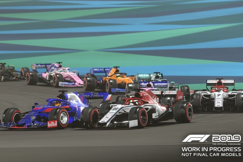 New Details On Career Mode, FIA Formula 2 and Multiplayer