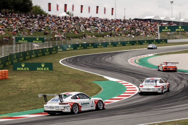 2019 Porsche Mobil 1 Supercup - Spain