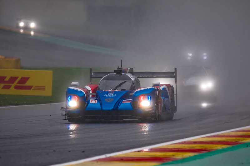 SMP Racing put the pressure on Toyota Gazoo Racing, keeping them honest on lap pace.
