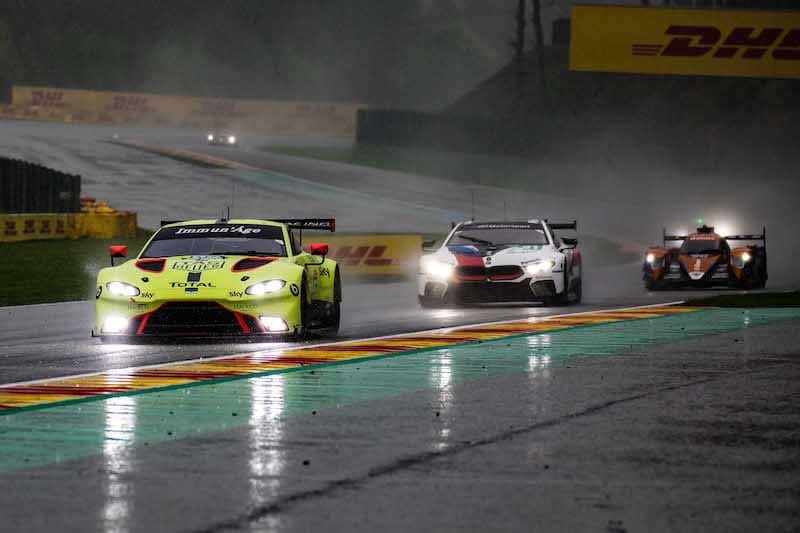 Aston Martin Racing are leading the way competitively in LM GTE Pro.