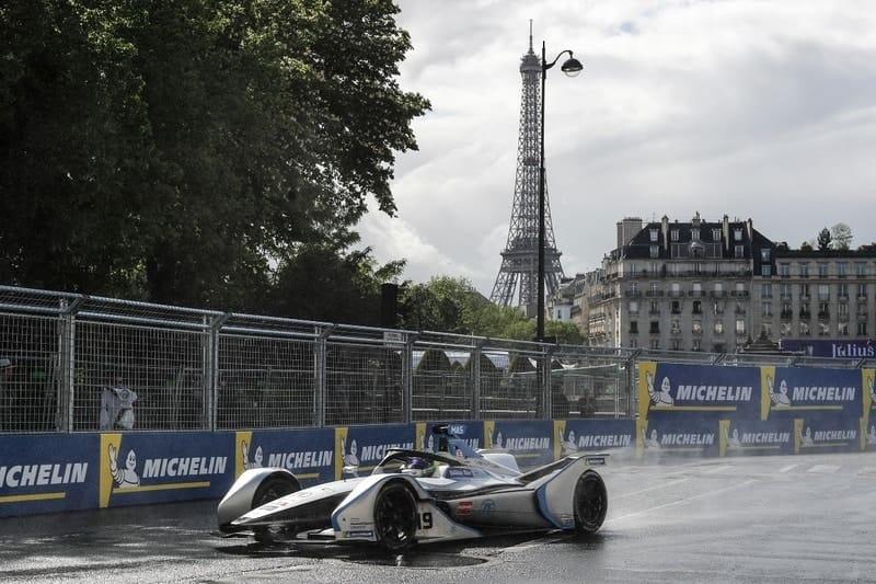 Felipe Massa - Venturi Automobiles - Circuit Des Invalides