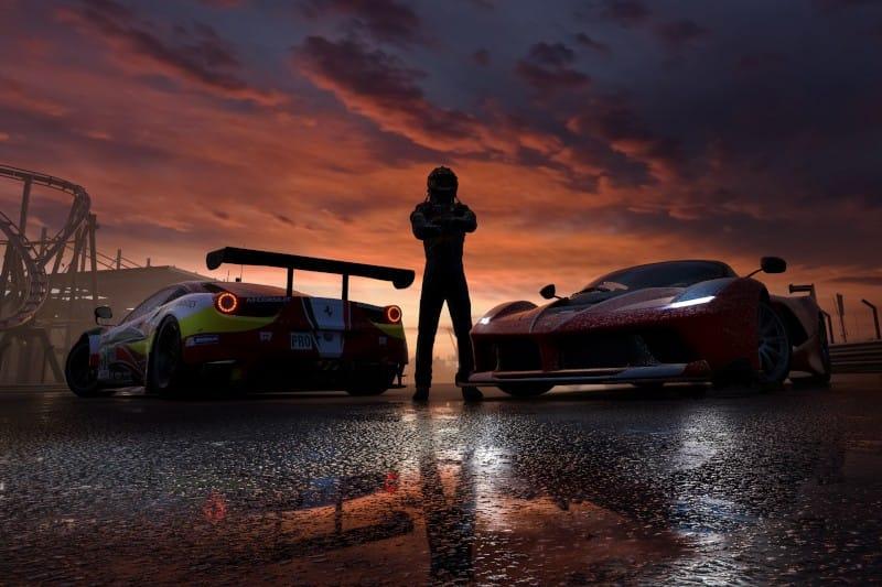 Forza 7 - Le Mans Esports