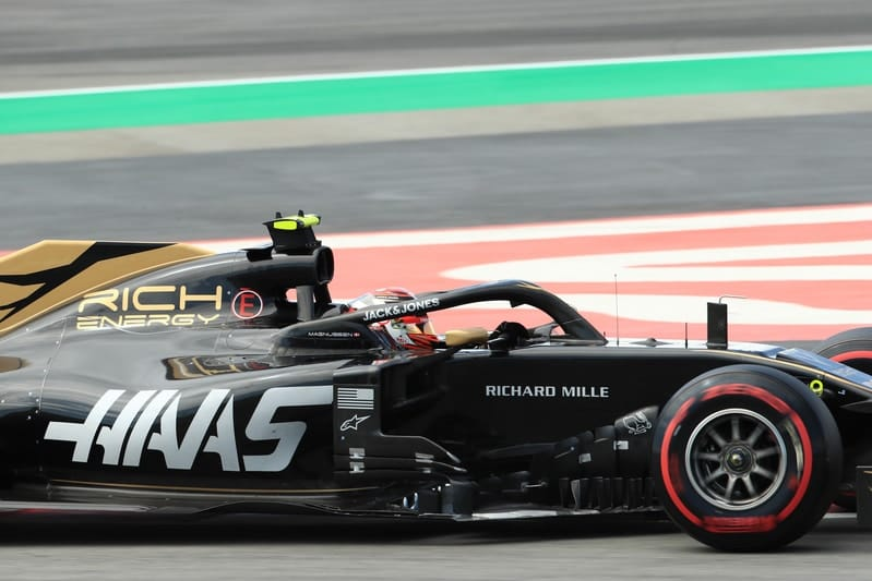 Haas Team2019 F1 Racer Wallpapers: Haas F1 Team Hunting Points Finish At Spanish Grand Prix