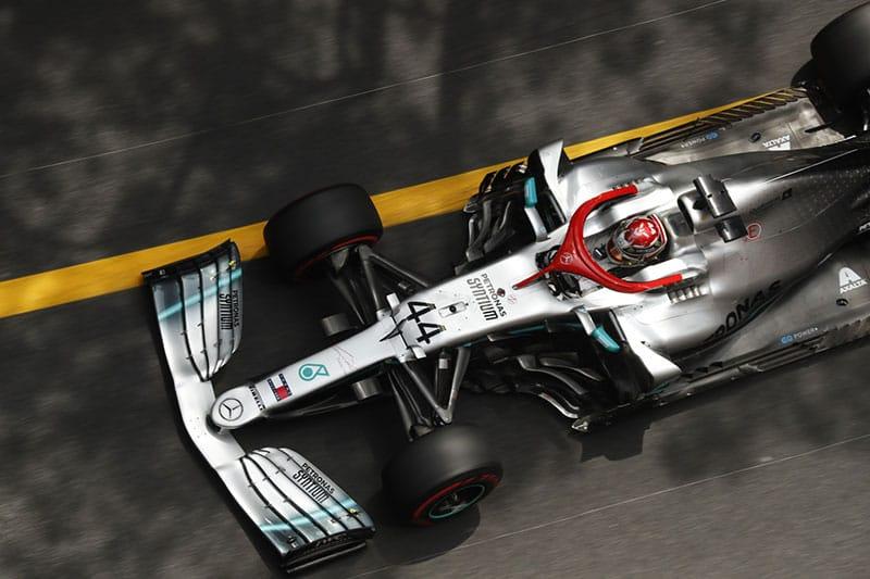 Lewis Hamilton - 2019 Monaco Grand Prix