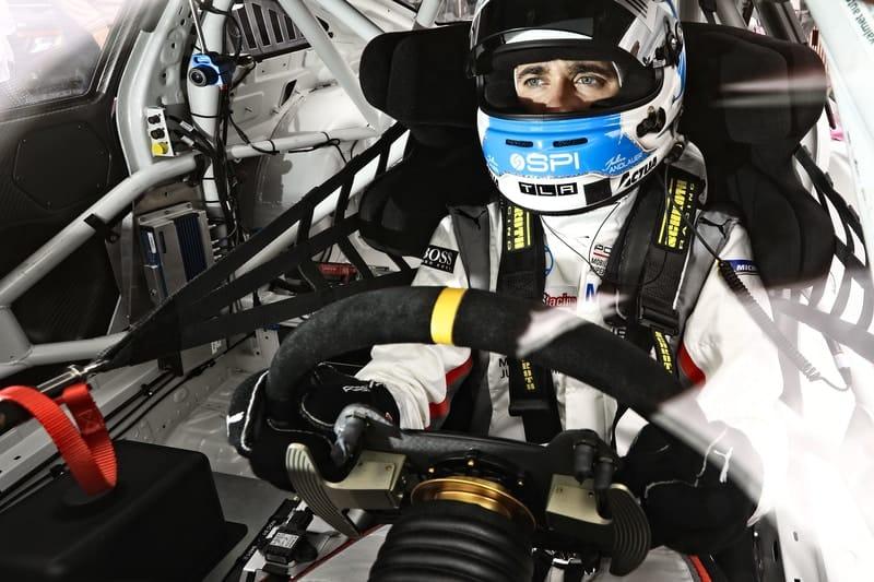 Julien Andlauer - Porsche Mobil 1 Supercup