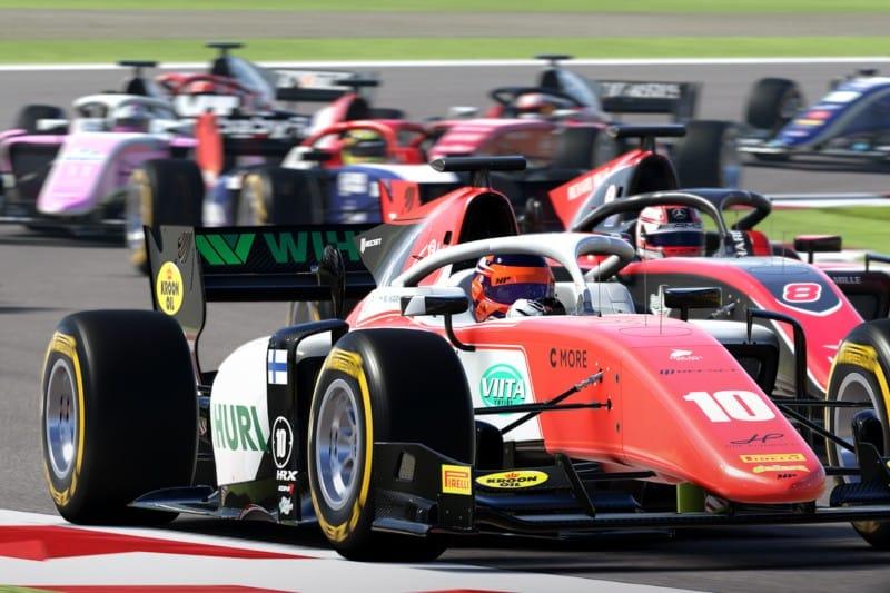 Kari - F2 - Bahrain