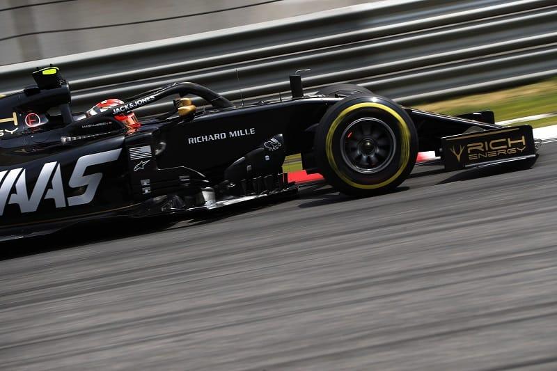 Kevin Magnussen - Rich Energy Haas F1 Team - Shanghai International Circuit