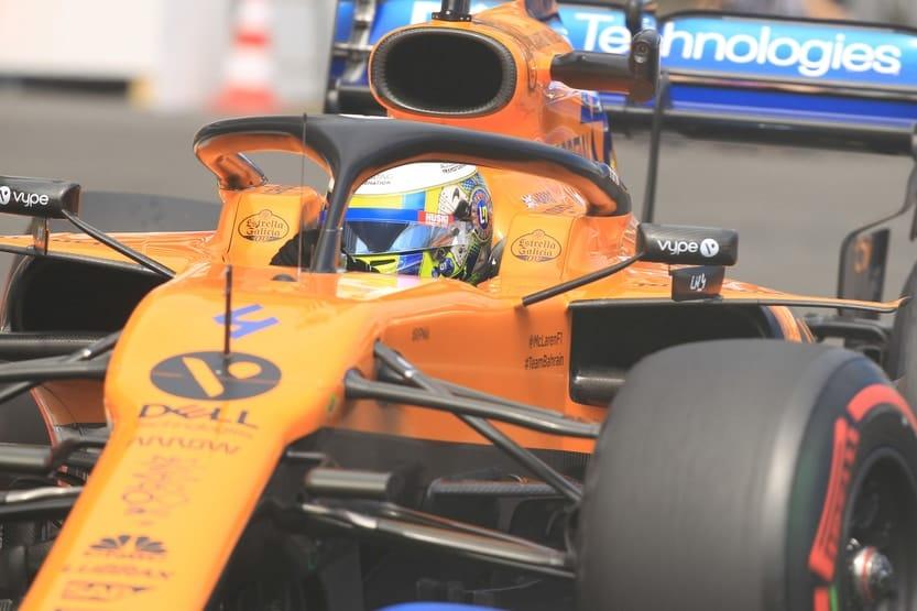 Lando Norris - Monaco Grand Prix