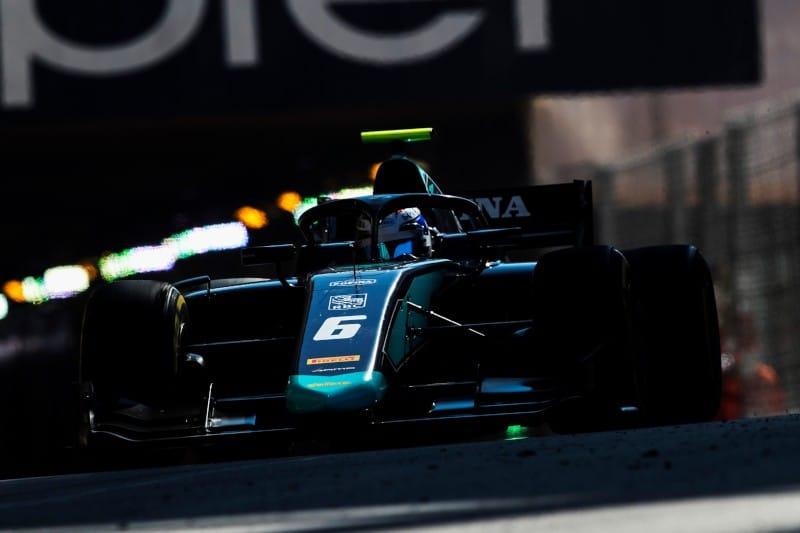 Latifi - DAMS - F2 Monaco 2