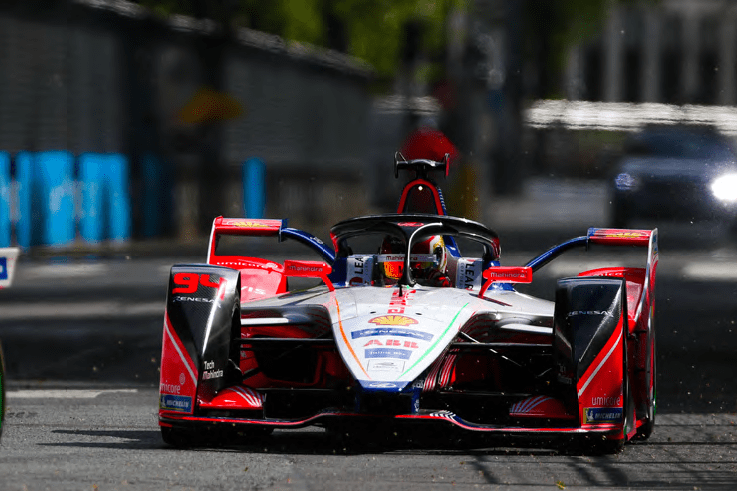 Pascal Wehrlein - Mahindra Racing - Paris ePrix