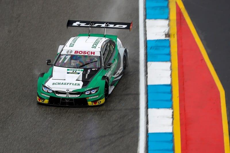 Marco Wittmann - BMW Team RMG - Hockenheimring