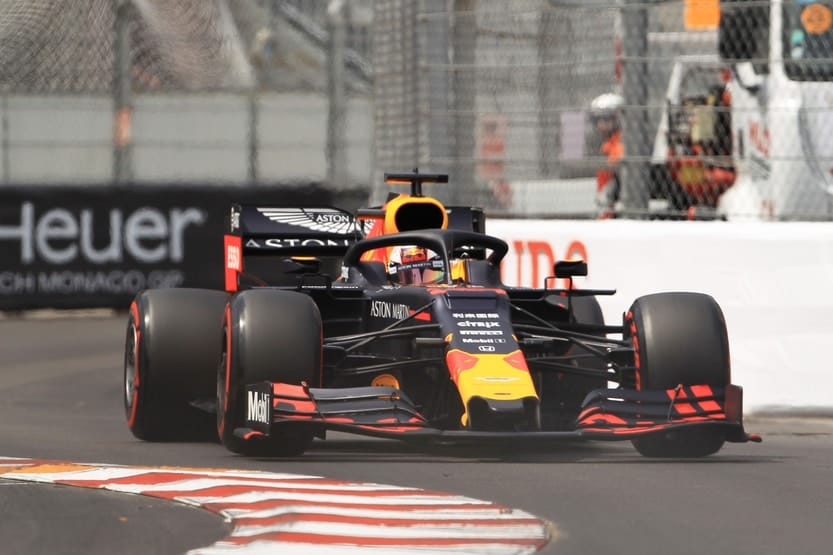 Max Verstappen - Monaco Grand Prix