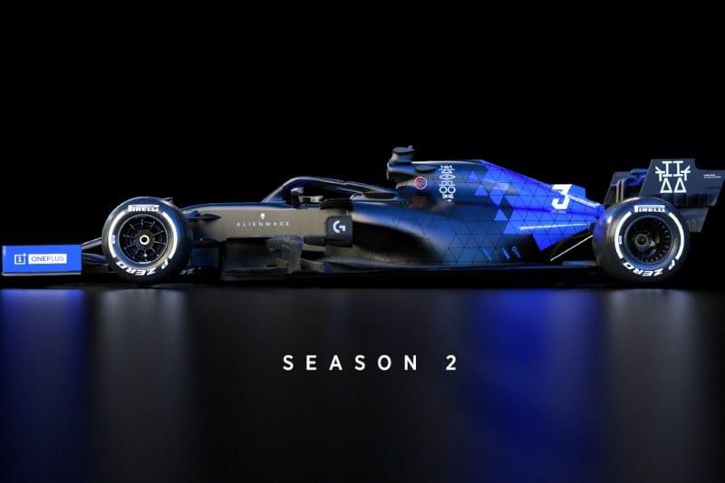 McLaren Shadow - 2019