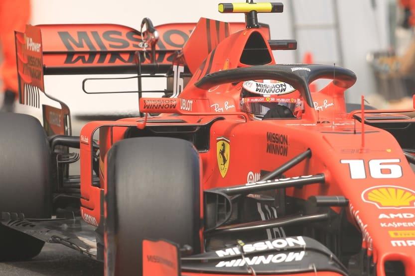 Monaco FP3