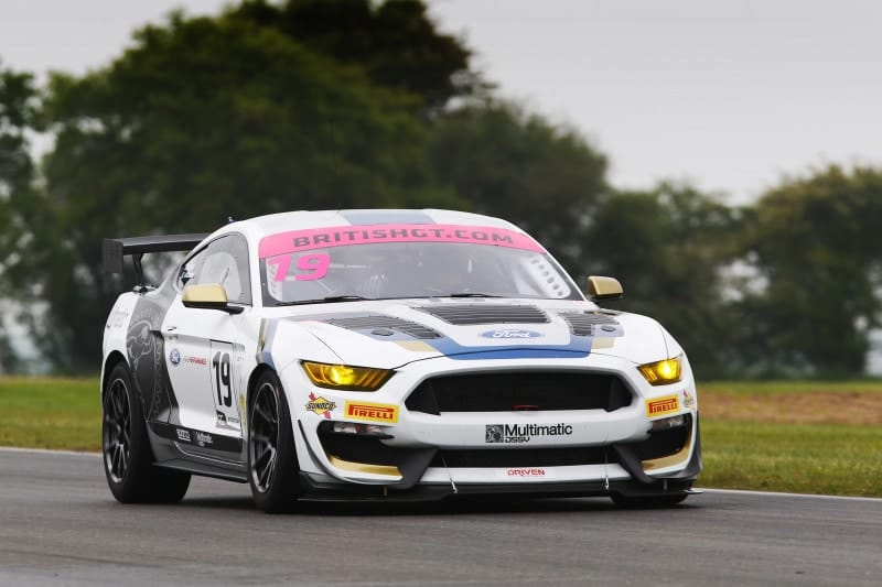Multimatic Ford Mustang GT4