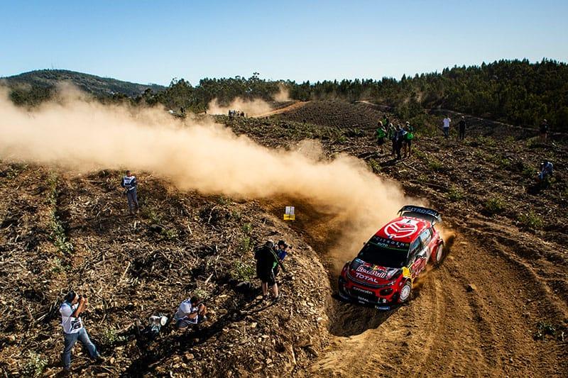 Sebastian Ogier - 2019 Vodafone Rallye de Portugal