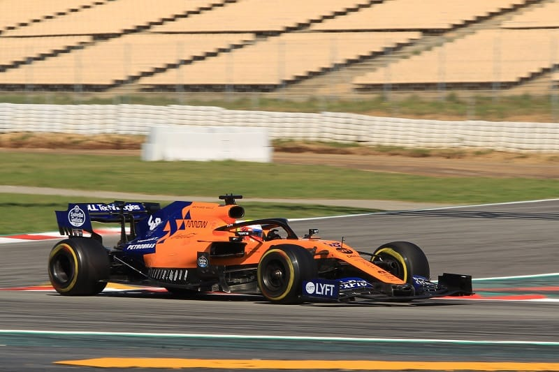 Useful Barcelona Test for McLaren to Understand Behaviour of MCL34 – Stella - The Checkered Flag