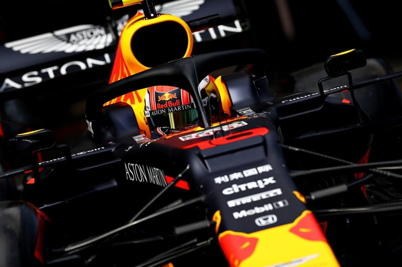 Pierre Gasly - Aston Martin Red Bull Racing - 2019 Spanish Grand Prix