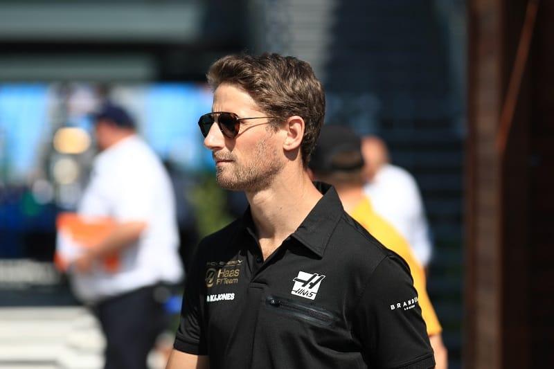 Romain Grosjean - Rich Energy Haas F1 Team - Albert Park