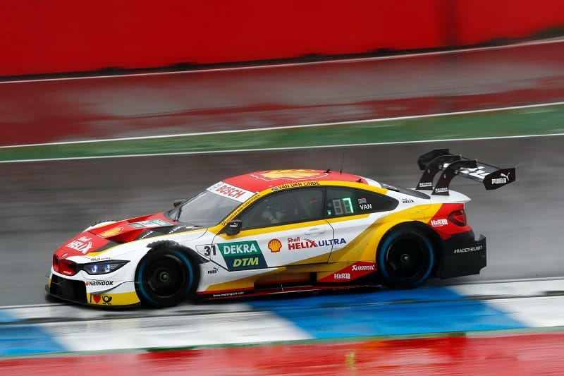 Sheldon van der Linde - BMW Team RBM - Hockenheimring