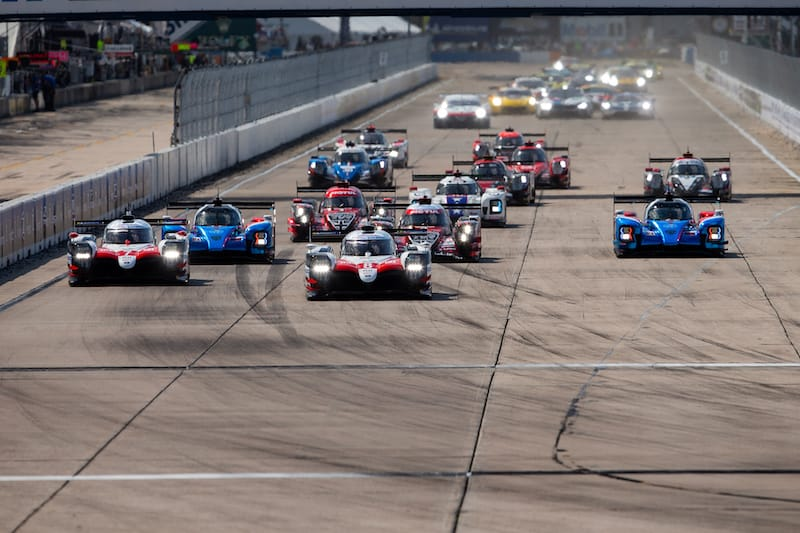 Sebring will return to the WEC calendar in 2020