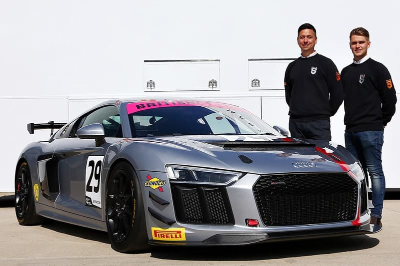 Steller Motorsport Audi